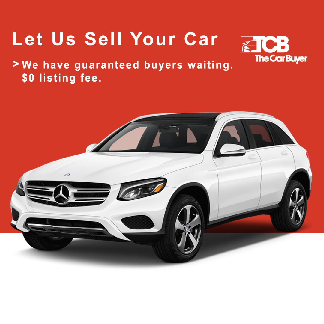 Let Us Sell Your Car